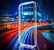 economico -telefono Custodia Per Apple Per retro iPhone XR iPhone XS iPhone XS Max iPhone X iPhone 8 Plus iPhone 8 iPhone 7 Plus iPhone 7 iPhone 6s Plus iPhone 6s Resistente agli urti Ultra sottile Transparente