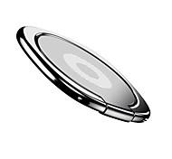 economico -Supporto per cellulare Da scrivania Cellulare Supporto ad anello Tipo magnetico Nuovo design 360 ° di rotazione Metallo Appendini per cellulare iPhone 12 11 Pro Xs Xs Max Xr X 8 Samsung Glaxy S21 S20