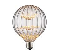 abordables -1 pc 3 W Ampoules à Filament LED 190-290 lm E26 / E27 45 Perles LED 220 V