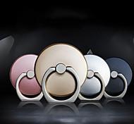 economico -Supporto per cellulare Da scrivania dito Cellulare Rotazione a 360° Supporto ad anello 360 ° di rotazione Alluminio Appendini per cellulare iPhone 12 11 Pro Xs Xs Max Xr X 8 Samsung Glaxy S21 S20
