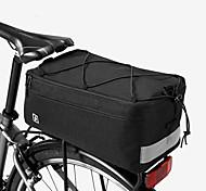 abordables -SAHOO 8 L Sacs de Porte-Bagage Poids Léger Séchage rapide Respirabilité Sac de Vélo Nylon Sac de Cyclisme Sacoche de Vélo