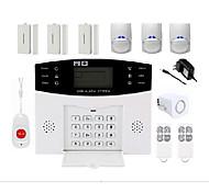 economico -sistema di allarme senza fili antifurto casa host allarme a infrarossi allarme casa pir porta e finestra allarme sonoro e luminoso