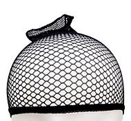 abordables -Bonnet Mélange Poly / Coton Bonnets de Perruque Décorations Haute Transparence 1pcs Quotidien / Festival simple Noir Naturel Blond Fraise / Blond Platine