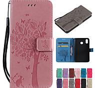 economico -telefono Custodia Per Huawei Integrale Custodia in pelle Porta carte di credito Huawei P20 Huawei P20 Pro Huawei P20 lite Huawei P30 Huawei P30 Pro Huawei P30 Lite P10 Plus P10 Lite P10 Huawei P9 Plus