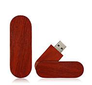 economico -Ants 128GB chiavetta USB disco usb USB 2.0 Legno / Bambù Irregolare wooden U disk