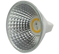 abordables -1pc 3.5w mr16 led projecteur 300-320lm 12v ac dc torche led lampe blanc chaud blanc pour l'éclairage commercial de bureau à domicile