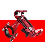economico -Attacco cellulare per bici Anti-scivolo Ajustável / Retrattile Universali per Bici da strada Mountain bike Lega di alluminio iPhone X iPhone XS iPhone XR Ciclismo Nero Rosso Blu