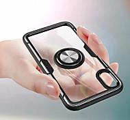 economico -telefono Custodia Per Apple Per retro iPhone 12 Pro Max 11 Pro Max iPhone XR iPhone XS iPhone XS Max iPhone X iPhone 8 Plus iPhone 8 iPhone 7 Plus iPhone 7 iPhone 6s Plus Supporto ad anello Tinta