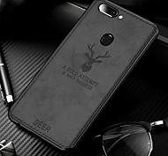 economico -Custodia Per Xiaomi Redmi Note 5A / Xiaomi Redmi Note 5 / Xiaomi Redmi Note 6 Placcato / Fantasia / disegno Per retro Animali Morbido TPU / Xiaomi Redmi Note 4 / Xiaomi Mi 6