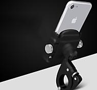 abordables -Monture de Téléphone Pour Vélo Ajustable / Réglable Antidérapant Universel pour Vélo de Route Vélo tout terrain / VTT Aluminum Alloy iPhone X iPhone XS iPhone XR Cyclisme Noir Argent