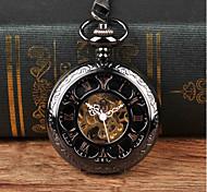 economico -Per uomo Orologio da tasca Analogico Meccanico a carica manuale Vintage ▾ Orologio casual