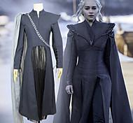 abordables -Inspiré par Game of Thrones Mère des Dragons Daenerys Targaryen Manga Costumes de Cosplay Japonais Costumes Cosplay Tenue Pour Femme