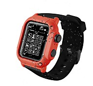 abordables -Coque Pour Apple Apple Watch Series 4 Silicone Apple