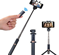 economico -APEXEL Asta per selfie Bluetooth Allungabile Lunghezza massima 68 cm Per Universale Android / iOS Universali