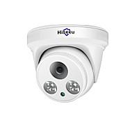 economico -Hiseeu HC612-3.6 12 mp Videocamera IP Al Coperto Supporto / PTZ / Con filo / 1 canale / Sensore di movimento / Ingrandisci