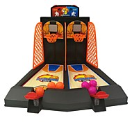 abordables -Jouet de basket-ball Mini jeu de tir de basket-ball Simulation Interaction parent-enfant 2 joueurs Éjection des doigts Plastique souple 3 ans et + / Enfant