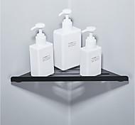 economico -Mensola triangolare per bagno multifunzione mensola angolare da parete in acciaio inox 1 confezione per bagno, toilette e cucina