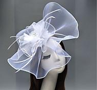 economico -A rete Kentucky Derby Hat / fascinators / Copricapo con Floreale / Intagli 1 pezzo Matrimonio / Occasioni speciali / Corsa di cavalli Copricapo