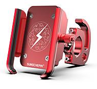 economico -Attacco cellulare per bici Anti-scivolo Regolabile Anti-Shake / Smorzamento per Bici da strada Mountain bike Ciclismo ricreativo Lega di alluminio Ciclismo Nero Rosso Blu