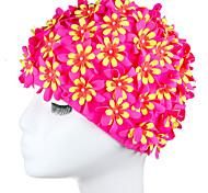 abordables -Bonnets de Bain pour Nylon Adultes Natation Respirabilité Confortable Durable