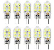 economico -10 pezzi 3 W Luci LED Bi-pin 200-300 lm G4 T 12 Perline LED SMD 2835 Adorabile 220-240 V