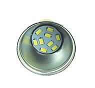 economico -1pc 2 W Faretti LED 240 lm GU10 9 Perline LED SMD 5730
