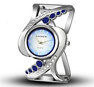economico -Per donna Orologio braccialetto Analogico Quarzo Casuale Creativo Orologio casual