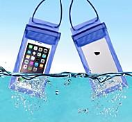 economico -custodia per piscina esterna borsa subacquea custodia impermeabile gadget borsa da spiaggia asciutta per telefono iphone 3.5-6 pollici