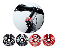 abordables -Capuchon / housse de casque de vélo Vélo tout terrain / VTT / Cyclisme sur Route / Vélo à Pignon Fixe Poids Léger / Durable / Facile à Installer Aluminum Alloy Noir / Rouge / Noir-Blanc