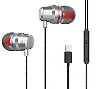 """economico -1898 12 Auricolari in-ear cablato """"Jack audio da 3,5 mm"""" Stereo Dotato di microfono Con il controllo del volume per Apple Samsung Huawei Xiaomi MI Sport Fitness"""