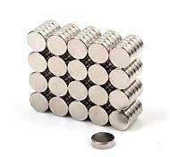 abordables -100 pcs Jouets Aimantés Aimants de terres rares super puissants Magnétique Autocollant magnétique Mini Jouet Cadeau / 14 ans et +