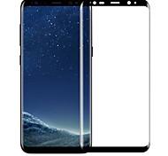 abordables -Samsung GalaxyScreen ProtectorS9 Haute Définition (HD) Ecran de Protection Avant 1 pièce Verre Trempé