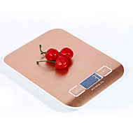 abordables -5kg 5g balance numérique en acier inoxydable de cuisine grand régime alimentaire cuisine cuisson 5000g x 5g balance de poids balance électronique