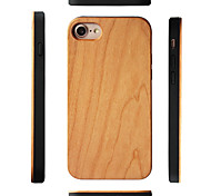 economico -telefono Custodia Per Apple Per retro iPhone XR iPhone XS iPhone XS Max iPhone X iPhone 8 Plus iPhone 8 iPhone 7 Plus iPhone 7 iPhone 6s Plus iPhone 6s Resistente agli urti Simil-legno Resistente di