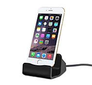 abordables -Accroche Support Téléphone Bureau Support avec Adaptateur Type de gravité Nouveau design Métal Accessoire de Téléphone