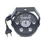 abordables -1 set led stage light six perles teint magie balle lampe contrôle du son dj bar salle de danse décoration lampe