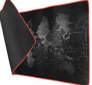 economico -30 * 80 * 2cm extra large mouse pad vecchio mondo mappa gaming mousepad antiscivolo tappetino mouse da gioco in gomma naturale con bordo di chiusura