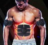 economico -Stimolatore di addominali Cintura addominale Allenatore addominali EMS Gli sport Esercizi di fitness Allenarsi bodybuilding Ricaricabile Elettronico Senza fili Tonificador Muscular Allenamento EMS