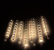 economico -0,75 m Fili luminosi 720 LED 2835 SMD 1 x 2A alimentatore 1 set Bianco caldo Colori primari Bianco Creativo Feste Decorativo 220-240 V 110-120 V