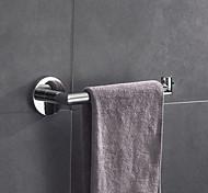 economico -Portasciugamani a muro Nuovo design / Creativo Moderno Metallo 1 pc - Bagno anello asciugamano Montaggio su parete
