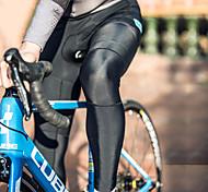 abordables -SANTIC Jambières Doux Confortable Vélo / Cyclisme Noir Rouge Gris pour Homme Adulte Activités Extérieures Vélo Cyclisme Couleur Pleine / Micro-élastique