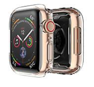 economico -Per Apple  iWatch Apple Watch Series 4 Plastica Proteggi Schermo Custodia per Smartwatch  Compatibilità 40 mm 44mm