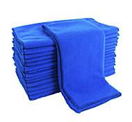abordables -Polyester Serviette en microfibre Confortable 1# 30.0  * 70.0  * 0.3 cm
