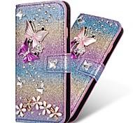 economico -telefono Custodia Per Samsung Galaxy Integrale Custodia in pelle Porta carte di credito S9 S9 Plus S8 Plus S8 Bordo S7 S7 Bordo S6 S10 S10 + Galaxy S10 E A portafoglio Porta-carte di credito Con