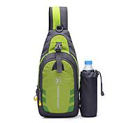 abordables -20 L Sac de Poitrine Multifonctionnel Poids Léger Respirable Séchage rapide Extérieur Pêche Randonnée Camping Nylon Rouge Vert Bleu