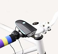 voordelige -LED Fietsverlichting Koplamp fiets Fietskoplamp XP-G2 LED Bergracen Fietsen Wielrennen Waterbestendig Meerdere modi Draagbaar Eenvoudige installatie AAA 280 lm AAA Oplaadbare Batterij Wit Kamperen