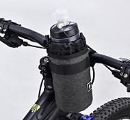 economico -0.65 L Sacca da manubrio bici Portatile conservazione del calore Duraturo Borsa da bici Tessuto Poliestere 300D Marsupio da bici Borsa da bici Ciclismo Bici da strada Mountain bike All'aperto