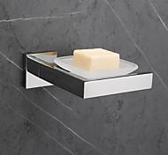 economico -portasapone e supporti design premium / creativo contemporaneo / moderno metallo 1pc - bagno a parete