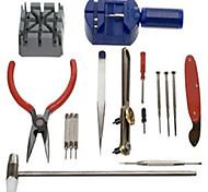 economico -orologio kit di attrezzi di riparazione band pin strap link remover back opener 16pc