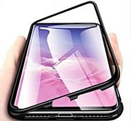economico -telefono Custodia Per Samsung Galaxy Integrale Custodia ad adsorbimento magnetico S9 S9 Plus S8 Plus S8 Bordo S7 S7 S10 S10 + Galaxy S10 E Galaxy S10 5G A prova di sporco A specchio Ultra sottile